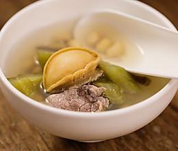 石斛苦瓜炖鲍鱼|美食台的做法