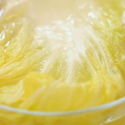 迷迭香:白菜豆腐卷的做法 步骤3