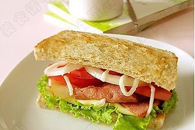 B.L.T.:三明治