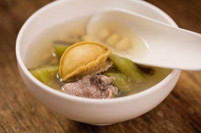 石斛苦瓜炖鲍鱼|美食台