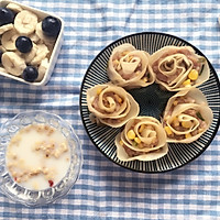 玫瑰花卷饺子的做法图解9