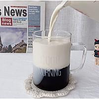 #宅家厨艺 全面来电#自制一点点咖啡冻焦糖奶茶,好喝到尖叫的做法图解11