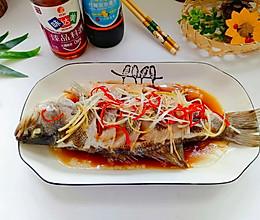 #中秋宴,名厨味#清蒸鲈鱼的做法