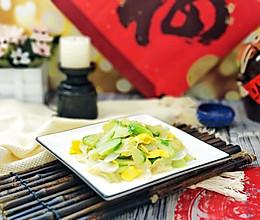 抗病毒蔬菜篇 百合小炒儿菜的做法