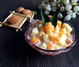 酸奶水果沙拉的做法