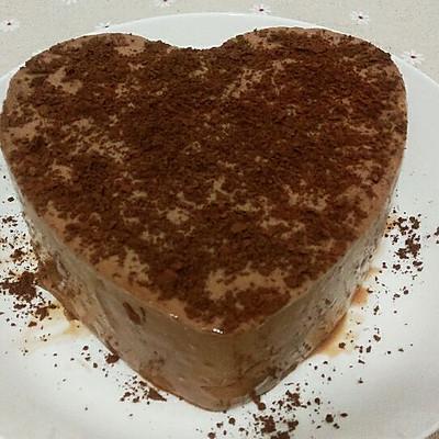 【周太甜点】—巧克力慕斯蛋糕