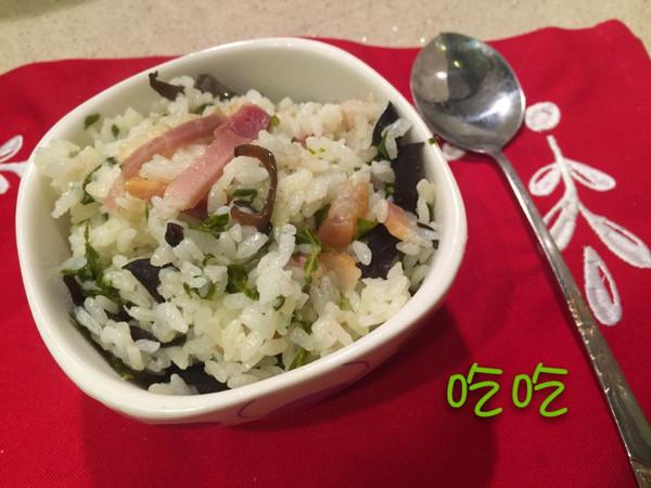 咸肉菜饭的做法