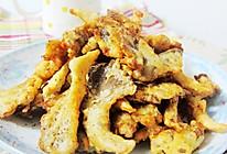 椒盐平菇的做法