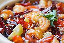 日食记丨沸腾虾的做法