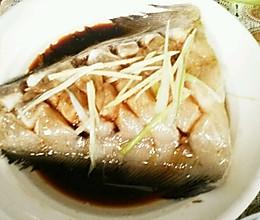 清蒸蝶鱼的做法
