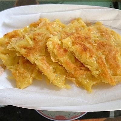 喷香土豆饼
