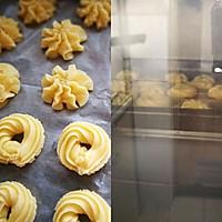 黄油曲奇饼干的做法图解6