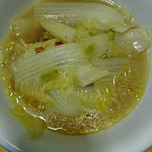 山药白菜汤