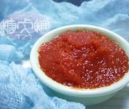 宝宝辅食系列~西红柿泥的做法