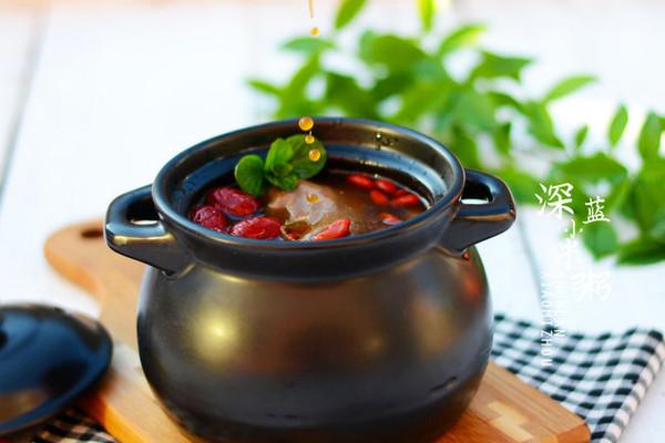 养胃红枣猪肚汤#方太蒸爱行动#的做法