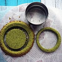 西瓜小蛋糕的做法图解9