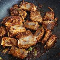 酱香排骨焖饭的做法图解7