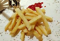 炸薯条【家庭冷冻版】的做法