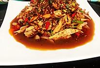 网红椒麻鸡#一道能减肥的美食