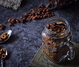 酥脆小零食|granola坚果烤燕麦片#一道菜表白豆果美食#的做法