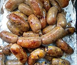 纯手工自制香肠蒸熟可直接吃的做法