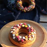 巧克力甜甜圈的做法图解12