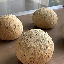 恐龙蛋—麻薯面包