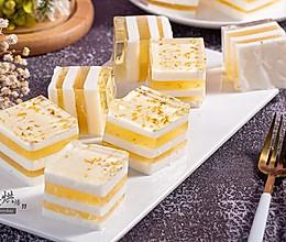 #炎夏消暑就吃「它」#椰汁桂花糕的做法
