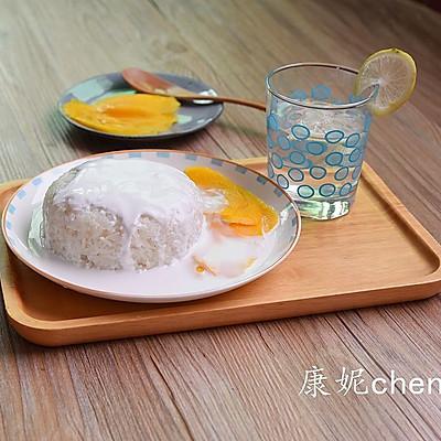 芒果椰香糯米飯