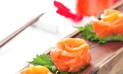 刺身三文鱼的做法