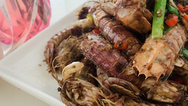 简易版皮皮虾的做法