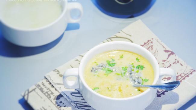 白藜麦咸豆浆的做法