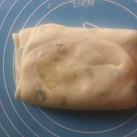 葱油酥饼(咸味烧饼)的做法图解7
