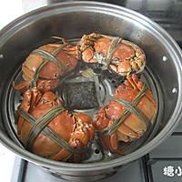 【清蒸大闸蟹】附:螃蟹挑选以及保存法的做法图解9