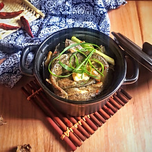 【重庆风味】麻辣水煮泥鳅#夏日下饭菜#