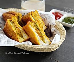 印度【素炸三明治】的做法