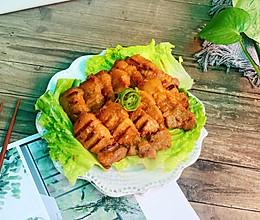 #中秋宴,名厨味#烤五花肉的做法