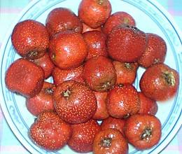 时令小甜点-炒红果的做法