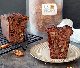 碧根果巧克力磅蛋糕~元气满满的做法