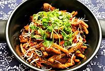 砂锅鸡脚煲的做法