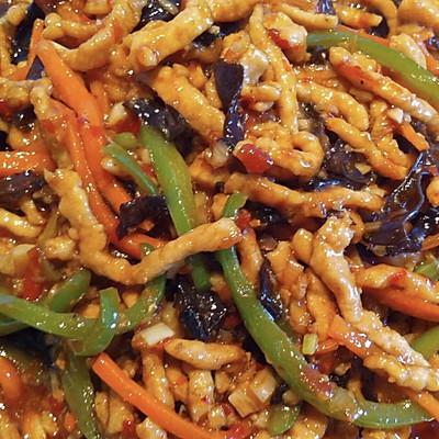 鱼香肉丝—米饭杀手