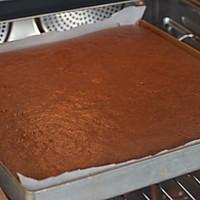 巧克力脆皮蛋糕卷的做法图解10