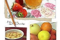 酸甜水果茶的做法