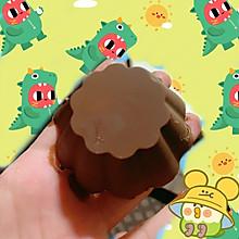 用剩下的奶油做巧克力脆皮冰激凌