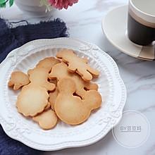 卡通饼干#长帝烘焙节(半月轩)#