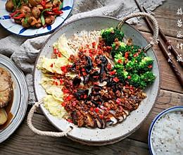 蒜蓉粉丝蒸时蔬----一道几乎不需要任何厨艺而且健康的菜肴的做法