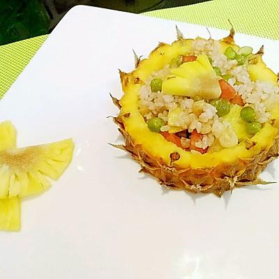 一个菠萝饭