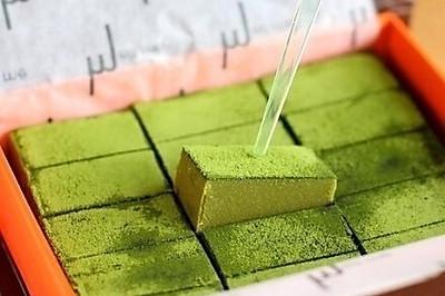抹茶慕斯蛋糕(免烤)