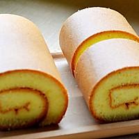 原味蛋糕卷的做法图解23