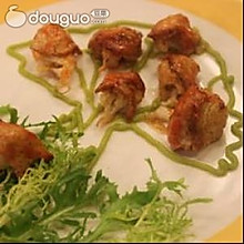 趣味蜗牛菜